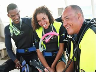 travel insurance scuba diving